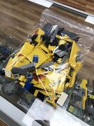 Lego City Truck 3221 - 100 Complete - Free Usps Priority Shipping