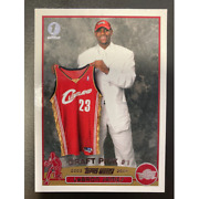 Lebron James 2003 Topps First Edition