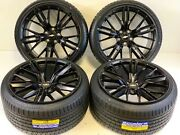 20 X10 X11 4 Chevy Camaro Ss Oem Staggered Wheels Rims Tires Replica 2021andolde