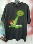 Vintage 90s Mr. Potato Head Alien The Truth Is Out There Shirt Xl X-files Spoof