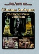 Cinema Antique The Stencil Color Collection [used Very Good Dvd]