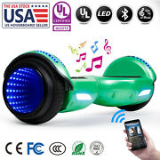 Hoverboard 6.5 Self Balancing Scooter Board Bluetooth Electric Scooters No Bag