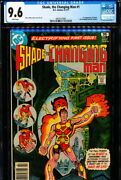 Shade The Changing Man 1 Cgc 9.6 Steve Ditko Story Cover And Art