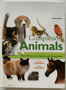 Companion Animals Their Biology Care Health And Management 2nd Edition Campbell