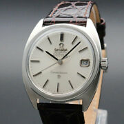 Omega Antique Constellation 1970 Cal.564 C Line Vintage Oh Automatic 34mm
