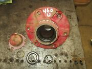 Ih Farmall 460 Utility Front Wheel Hub And Bearings 369141r1 Antique Tractor