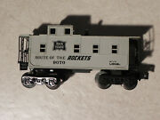 Lionel 9070 Rock Island - Route Of The Rockets Caboose - Gray - O Gauge