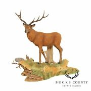 Lenox Wildlife Of The Seven Continents, European Red Deer