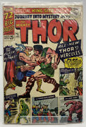 Journey Into Mystery Thor Annual 1 1965 Marvel Comics Group Rare Silver Age
