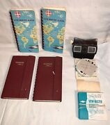 Lot 140+ Personal Photo Sawyer Viewmaster Reels Vacation West Southwest 1957-63