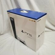 🔥 Sony Playstation 5 Console Disc Edition Ps5 🔥 Brand New ⚡ Fast Shipping🚚💨