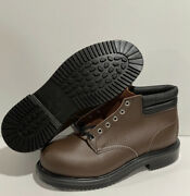 Red Wing Shoes Mens Heritage 6 Inch Work Safety Boots Steel Toe 10 E3 New 8215