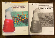 Apologia Chemistry 3rd Ed Textbook And Solutions /tests Book