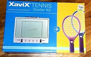 Xavix Port Video Gaming System With Tennis Game