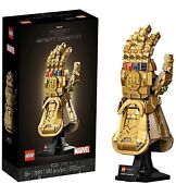 Lego Marvel Thanos Infinity Gauntlet 76191 Collectible Thanos Right Hand