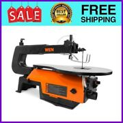 New - 3921 16-inch Two-direction Variable Speed Scroll Saw