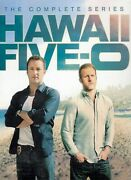 Hawaii Five-o The Complete Series Dvd Box Set Brand New Free Shipping