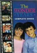 The Wonder Years The Complete Series 22 Dvd Box Set Brand New Free Shipping