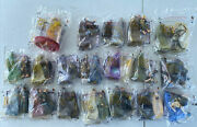 Lord Of The Rings Burger King Toys Complete Set Never Opened
