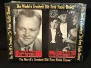40s 50s Vtg Radio Stories Philco Old Time Talk Show Soundtrack Crime And Comedy