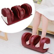 Electric Foot Care Massager Machine Plantar Calf Arm Kneading Feet Muscle Relax