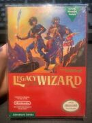 Nes Legacy Of The Wizard