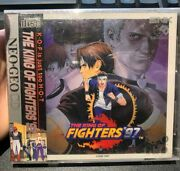 Neo Geo Cd The King Of Fighters '97