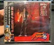 Neo Geo Cd The King Of Fighters '96