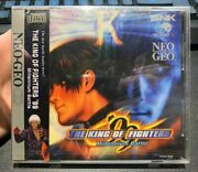 Neo Geo Cd The King Of Fighters '99 Millennium Battle
