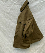 Imperial Japanese Army Jacket Coat For Officers Green Military Antique Japan