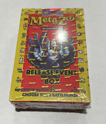 Metazoo Cryptid Nation Release Event Box Brand New Sealed