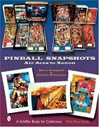 Pinball Snapshots Air Aces To Xenon By Rossignoli, Marco mcguiness, Graham …