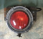 """7"""" Highway/railroad Red Signal Light Unbranded"""