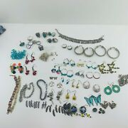 Jewelry Collection From A Genuine Biker Chick - Rings Earrings Bracelets And More