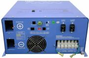 Aims Power 6000 W / 18000 W Peak Pure Sine Inverter Charger 24vdc To 120vac Outp