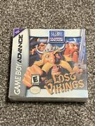 The Lost Vikings Nintendo Game Boy Gameboy Advance Gba Brand New Factory Sealed