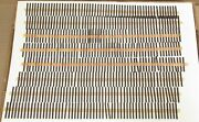 Ho Real Wood Track Tie Strips 13 224x For Code-70/83 Huge Lot