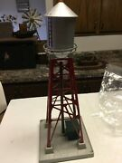 Lionel 6-12958 193 Industrial Water Tower Ln/box