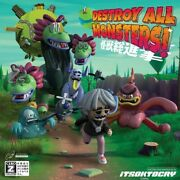 Itsoktocry - Destroy All Monsters [used Very Good Cd] Explicit