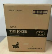 Hot Toys Dx14 The Joker Mime Version 16 Scale Nm Complete Jack Nicholson