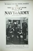 1903 Print Lord Charles Beresford And Staff The Majestic Roper Keys Seymour