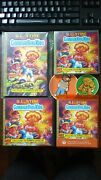 Garbage Pail Kids R.l. Stine Welcome To Smellville 3 Audiobooks Collection Plus