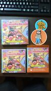 Garbage Pail Kids R.l. Stine Thrills And Chills 3 Audiobooks Collection