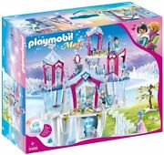 Playmobil Magic Palace Of Crystal Luminous With Clothes That Changes Colour 9469