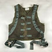 Helicopter Hoist Safety Vest Harness Military