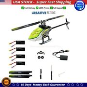 Eachine E180 6ch 3d6g System Dual Brushless Direct Drive Motor Rc Helicopter Bnf