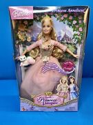 Barbie Princess And The Pauper Princess Anneliese Doll 2004 New Nrfb Rare