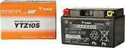 H-p Factory Activated Agm Sealed Battery Ytz10s Honda Sportrax 450 2004-2005