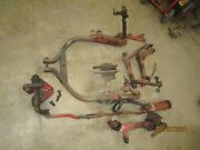 International Farmall 340 Utility Complete Fast Hitch We Ship Antique Tractor