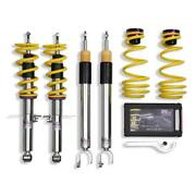 Kw Suspensions 35285007 Height Adjustable Coilovers With Independent Compression
